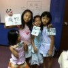 2D Chinese calligraphy camp in Dec 2011