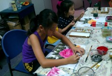 InnoArt Chinese Painting Class