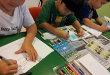 Art Show@ Kindergarten