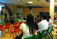 Presentation @ kindergarten